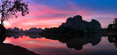 Nong Thale Lake