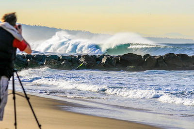North South Bay - Swell magnet