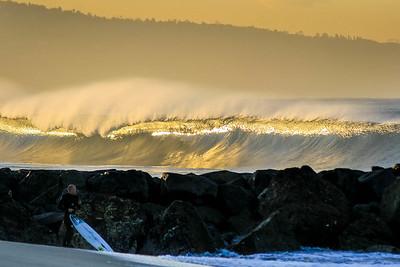 Golden Hour - Noth South Bay LA