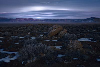 Moon Glow Tufascape