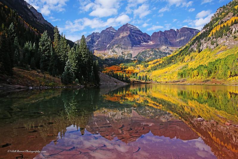 Maroon Bells - Aspen, Colorado