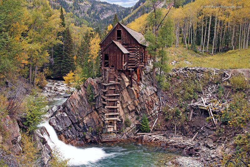 Crystal Mill - Marble, Colorado