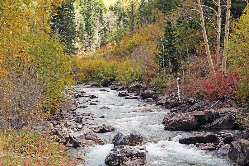 A river runs through it - Colorado