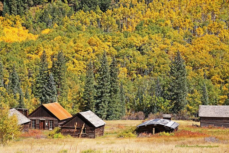 Ashcroft Ghost Town - Aspen, Colorado
