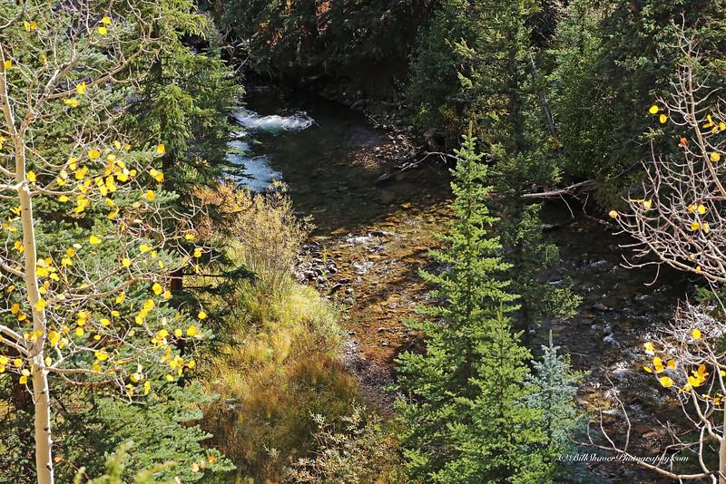 A Secret Hidden Creek