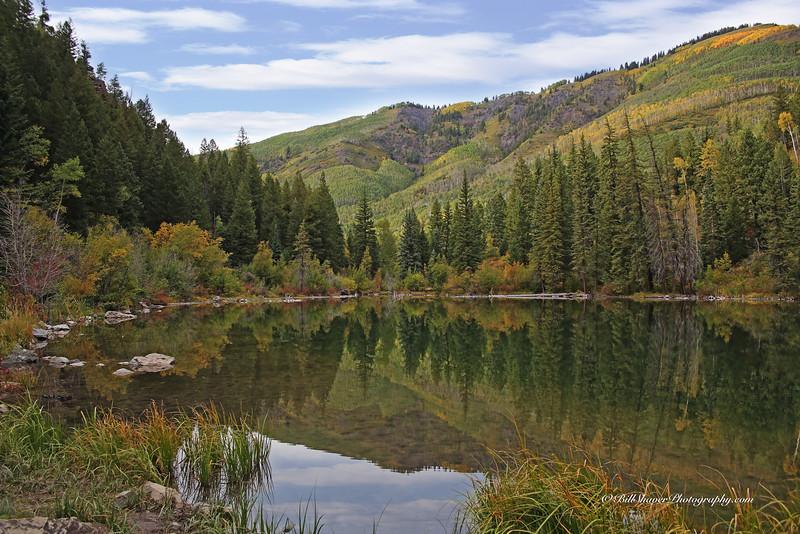 A Mirror Lake - Colorado