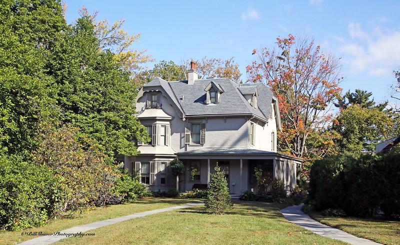 Harriet Beecher Stowe Home - Hartford, Connecticut