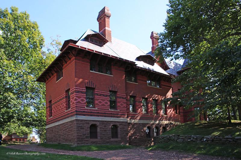 Mark Twain Home - Hartford, Connecticut