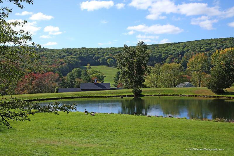 Farm House in Connecticut (2)