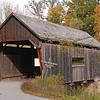 Lincoln Gap Covered Bridge - Warren, Vermont