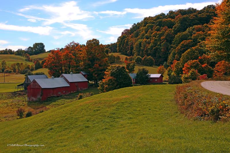Jenne Farm  -  Reading, Vermont