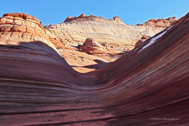 The WAVE in Coyote Buttes, Utah  17