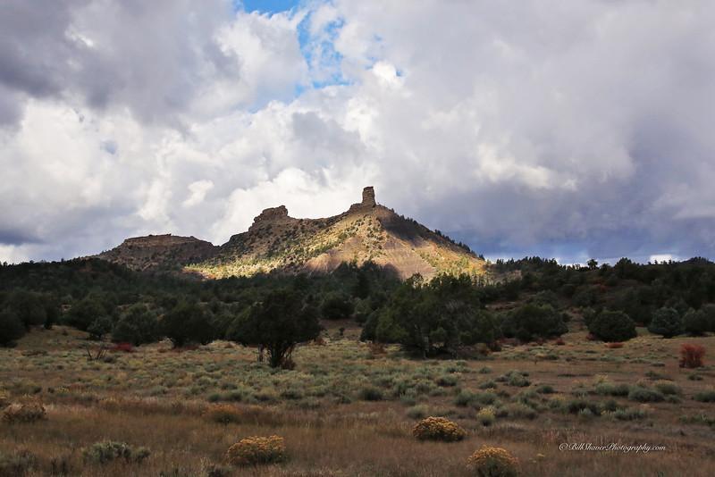 Chimney Rock Monument - Colorado