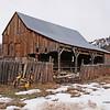 Old Utah Barn