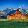 Mormon Barn  - Jackson Hole, Wyoming - 3