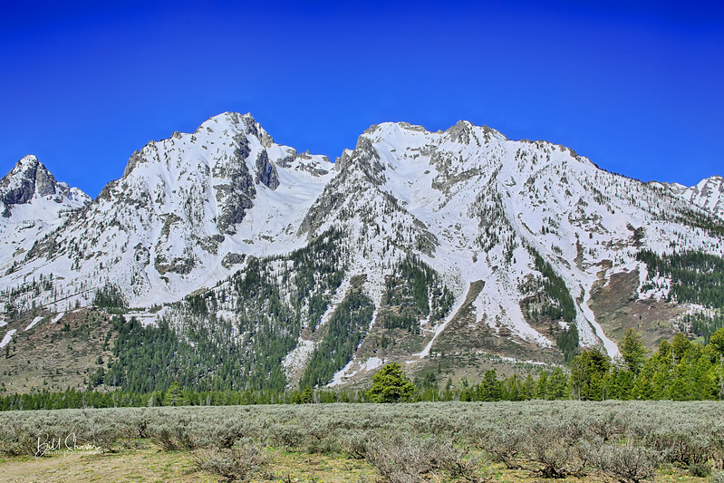 Grand Teton Mountains - Paradise from every view