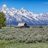 Barn - Jackson Hole, Wyoming