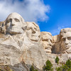 Mount Rushmore - morning picture