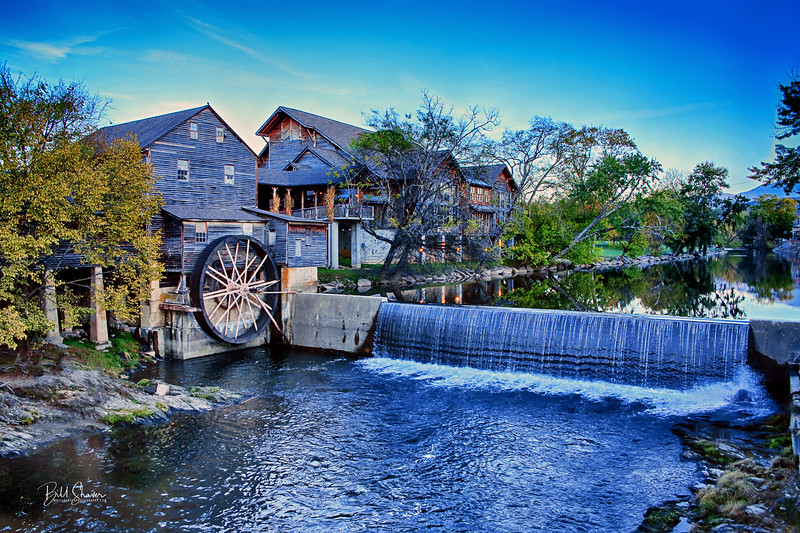 """""""The Old Mill"""" - Pigeon Forge, Tennessee"""