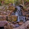 Lower Laurel Falls - Smokey Mountains