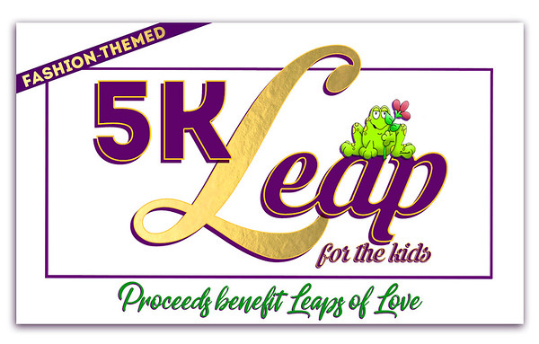 5k leap for the kids
