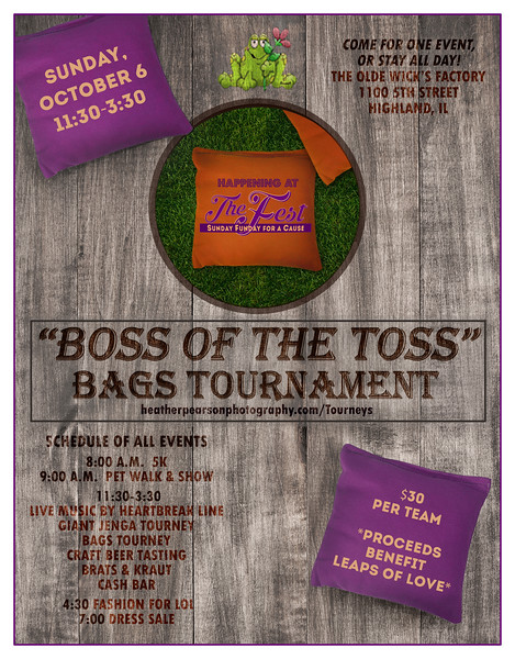 bags tournament