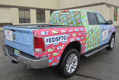 Vineyard Vines Dodge Ram Wrap