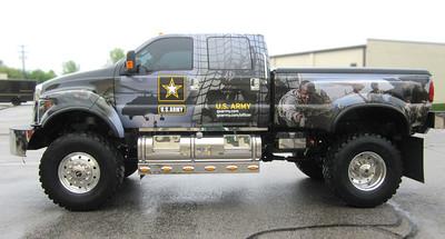 U.S. Army F650 Wrap