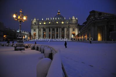 Roma 2012- Indigo-Snow
