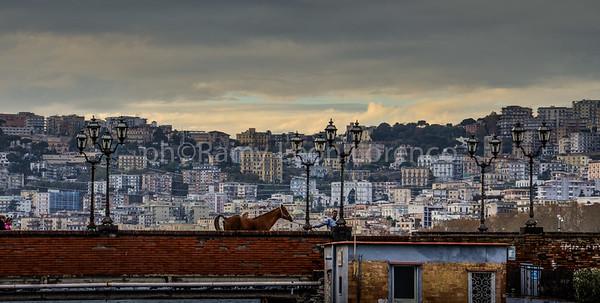 Napoli 2012-Castel Bridge