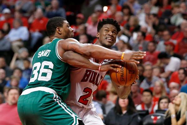 GAME 4: Celtics beat the Chicago 104-95