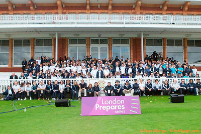 2011 LONDON test event