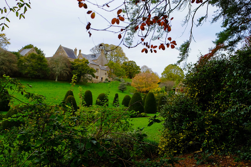Mapperton House & Garden