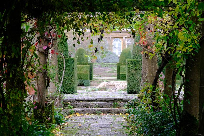 Mapperton House & Garden