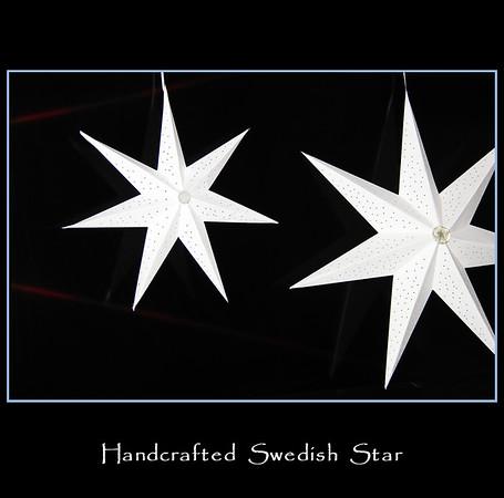 HANDCRAFTED SWEDISH STARS