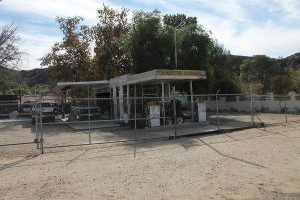 HIDE AWAY GAS STATION