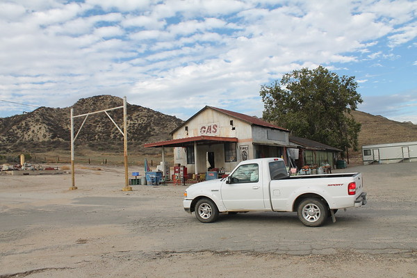 NEWHALL RANCH-GAS STATION-CLEARED