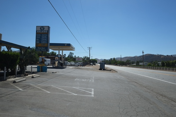 Pepper Tree Valero-Not Cleared