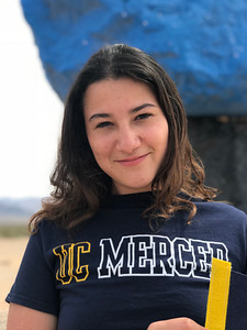Stephanie Maldonado, I Am UC Merced, 2018