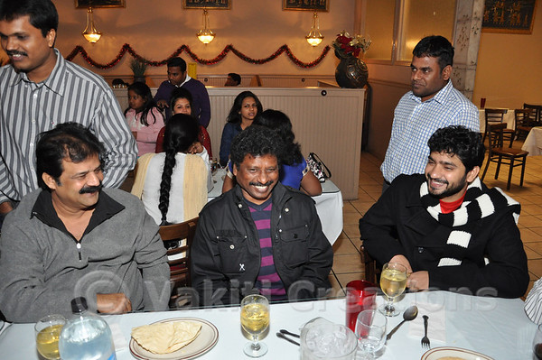 GATA - Dinner with TollyWood Artists