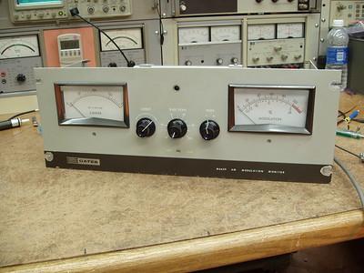 Modulation Meter