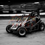 dirt track racing image - HFP_2573