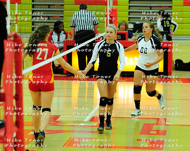 2014 G JV VOLLEYBALL ACTION