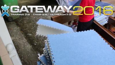 Gateway Camp 2016