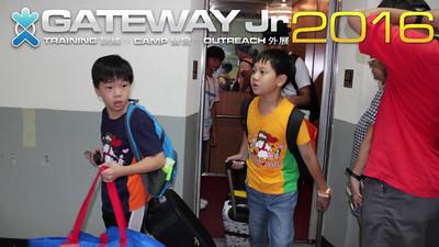 Gateway JR. 2016