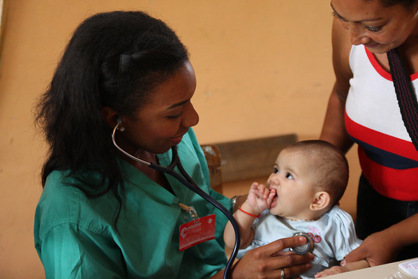 UCIrvine/ NDNU GMB - Honduras June 2011