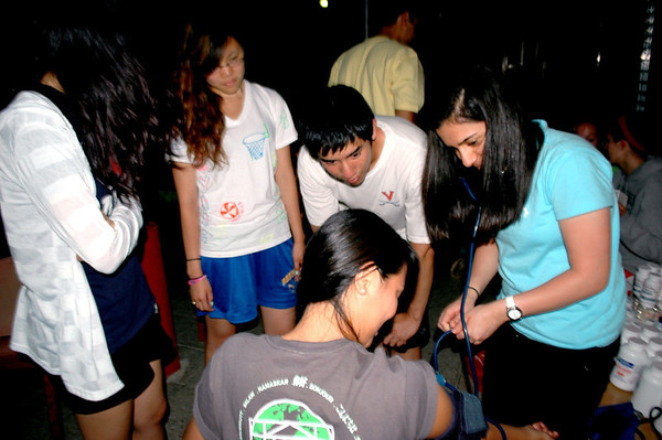 UVA/Berkeley, Medical/Dental Brigades, Honduras, 6/2011