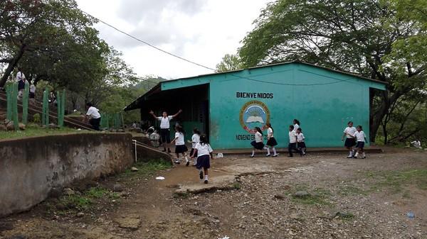 Agua Caliente Linaca, Honduras, 2014
