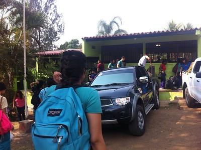 Cuesta Grande, Honduras, 2014
