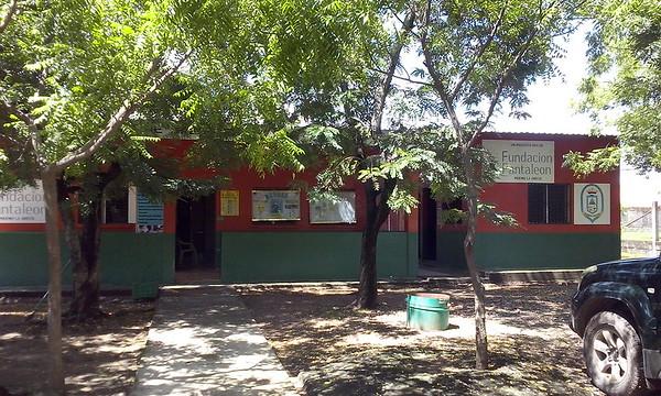 El Espino Nacaome, Honduras, 2014